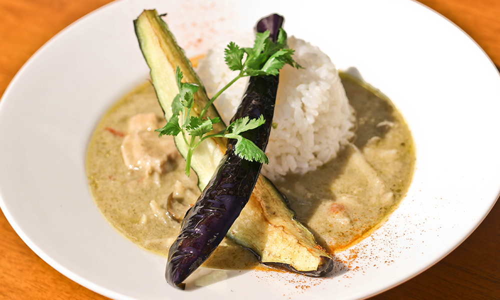 Curry setのイメージ